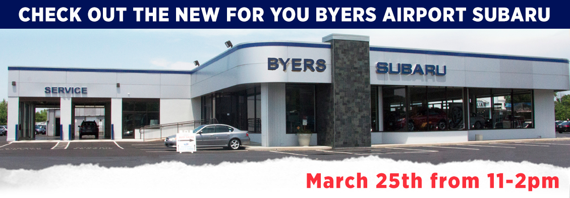 Check Out The New For You Byers Airport Subaru