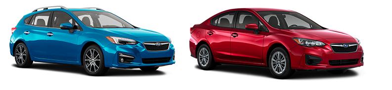 Introducing the New 2017 Subaru Impreza Hatchback & Sedan Models available at the new Byers Airport Subaru