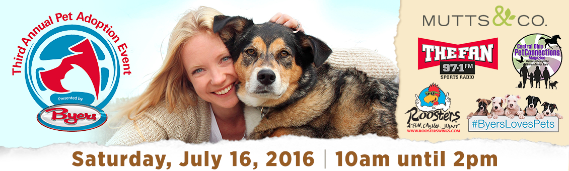 3rd Annual Pet Adoption at Byers Airport Subaru in Columbus, OH