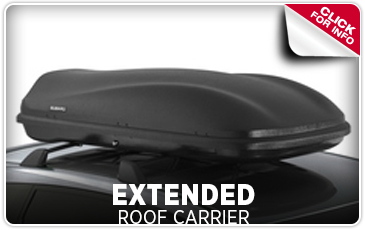 Click for more information on genuine Subaru extended roof carrier available at Byers Airport Subaru in Columbus, OH