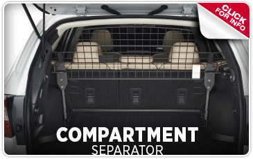 Click to Research Genuine Dog Guard Compartment Separators in Columbus, OH
