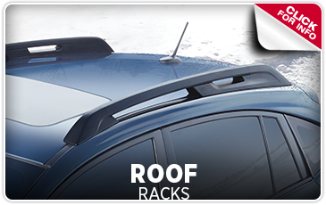 Click for more information on genuine Subaru roof racks available at Byers Airport Subaru in Columbus, OH
