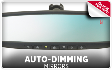 Learn more about Genuine Subaru parts and accessories - auto-dimming mirrors help keep you safer while you drive - Get them at Byers Airport Subaru in Columbus, OH