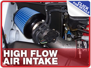 Click to view our Subaru high-flow air intake performance parts information in Columbus, OH