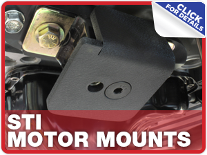 Click to research our STi Motor Mounts in Columbus, OH