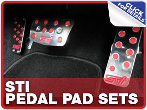 Click to research our STi Pedal Pad Sets in Columbus, OH