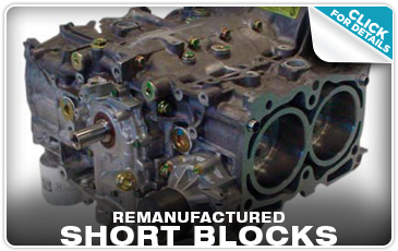 Subaru Remanufactured Short Blocks in Columbus, OH
