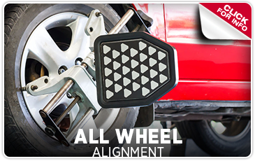 All-Wheel Alignment Information Serving Westerville and New Albany
