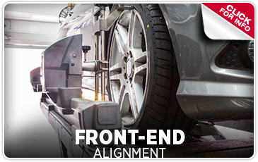 Front-End Alignment Information Serving Westerville and New Albany