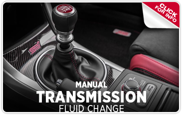 Manual Transmission Fluid Change Service Information Serving Westerville and New Albany