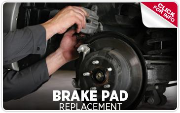 Genuine Subaru Brake Pad replacement Service at Byers Airport Subaru in Columbus, OH