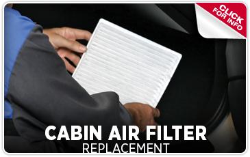 Genuine Subaru Cabin Air Filter replacement Service at Byers Airport Subaru in Columbus, OH