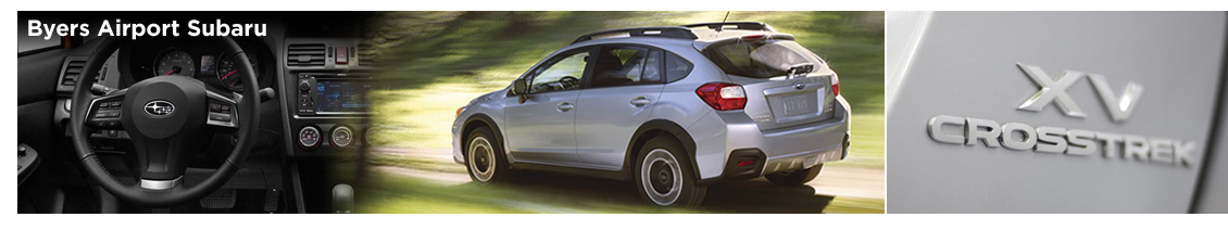 2015 Subaru XV Crosstrek Model Information