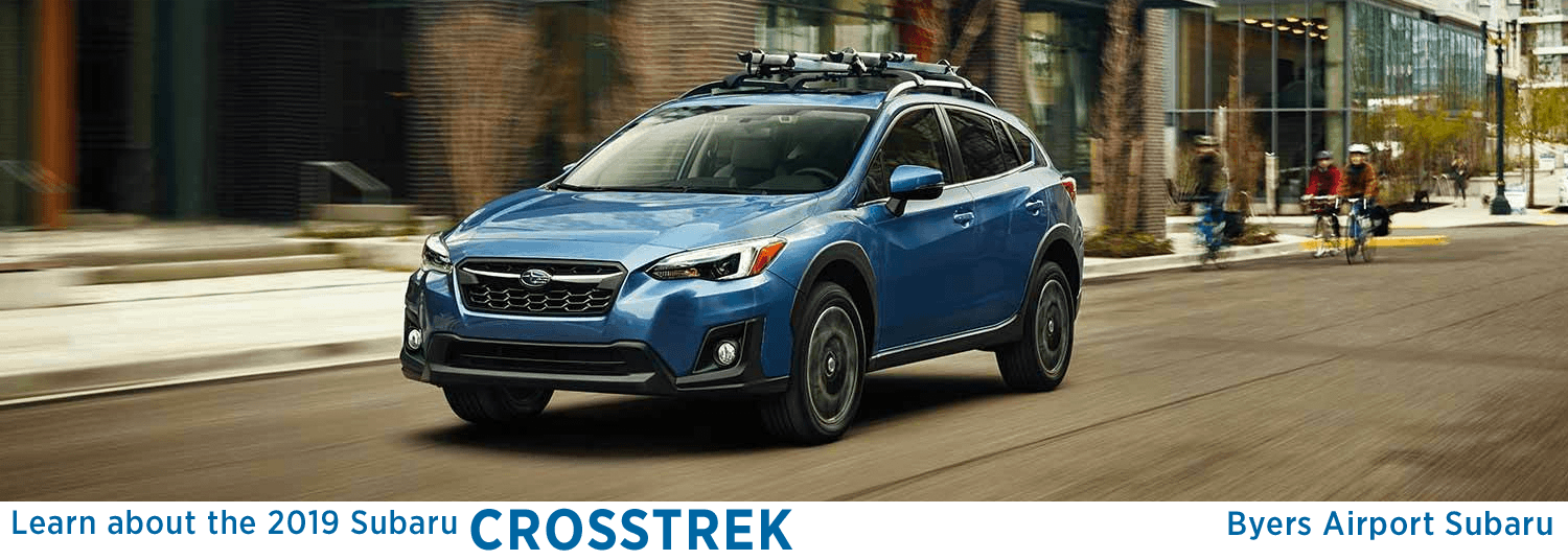 2019 Subaru Crosstrek Model Information
