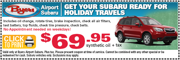 Oil Change Coupons Columbus Ohio >> Holiday Road Trip Service Special Columbus Oh