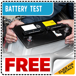 Save on Your Next Complimentary Battery Test Service at Byers Airport Subaru