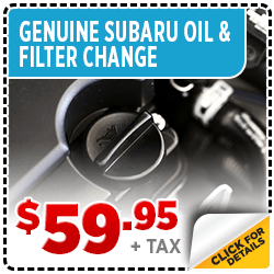 Save on Your Next Genuine Subaru Oil and Filter change Service at  Byers Airport Subaru in Columbus, OH