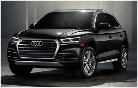 2018 Audi Q5 Exterior Features