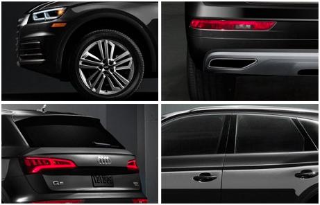 2018 Audi Q5 Exterior Design