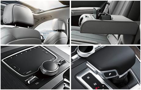 2018 Audi Q5 Interior Design