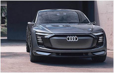 The 2019 Audi E Tron All Electric Suv Pre Order In