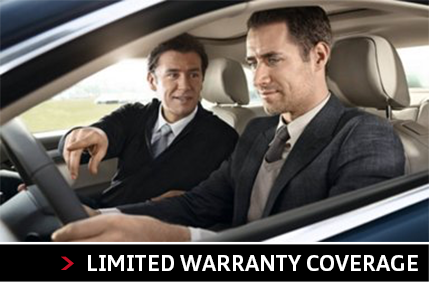 Audi Columbus limited warranty coverage