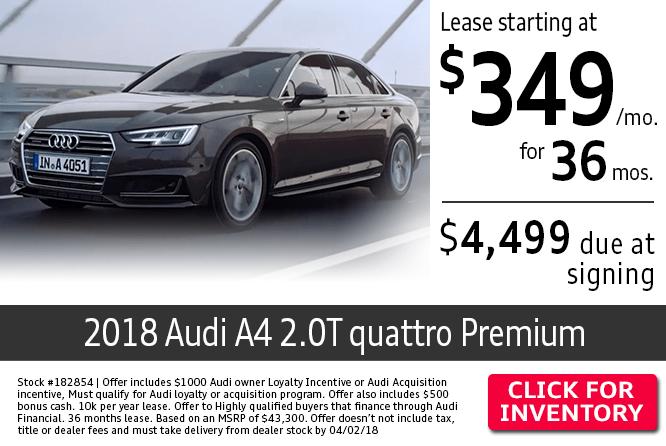 2018 Audi New Owner Acquisition Cash - New Car Release ...