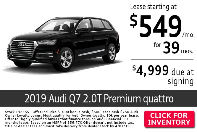 columbus, oh audi dealer - new luxury car specials | audi columbus