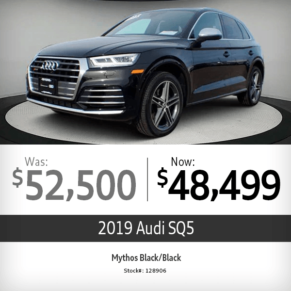 2019 Audi SQ5 Pre-Owned Special in Columbus, OH