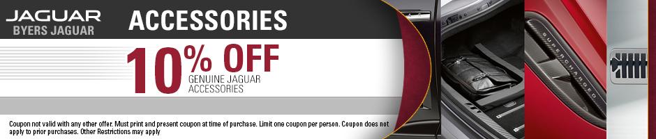 Click to Print Byers Jaguar Parts Special Savings Coupon