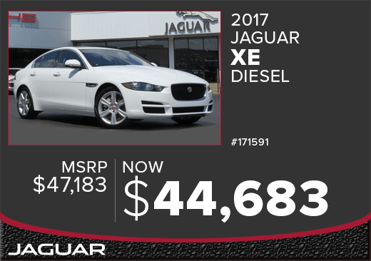 2017 Jaguar XE Diesel Sales Special in Columbus, OH