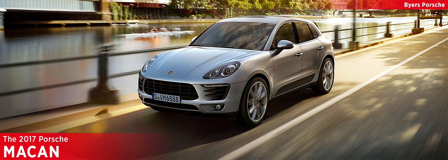 Research the new 2017 Porsche Macan model in Columbus, OH