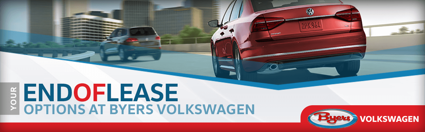 End of Lease Options at Byers Volkswagen in Columbus, OH