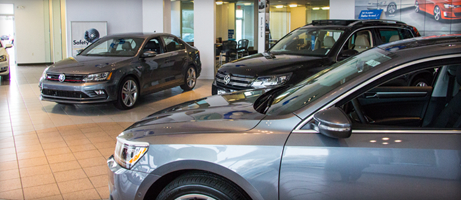 Visit Our Showroom for A Test Drive Today!