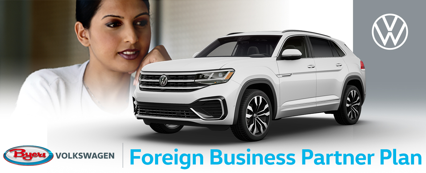 Byers Volkswagen Foreign Business Partner Program