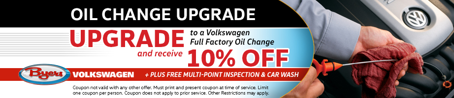 Oil Change Coupons Columbus Ohio >> Service Specials Byers Auto Group