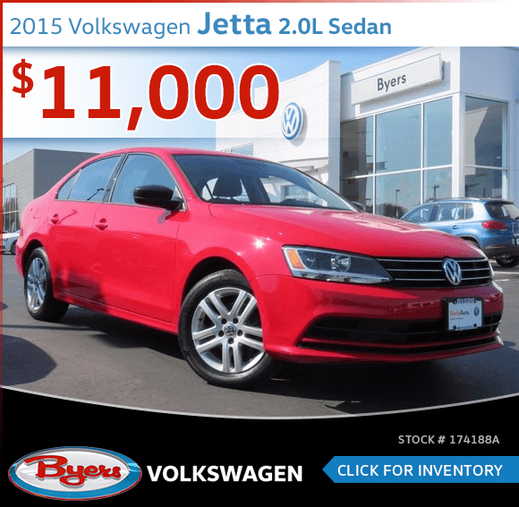 2015 Volkswagen Jetta 2.0L Sedan Pre-Owned Special in Columbus, OH