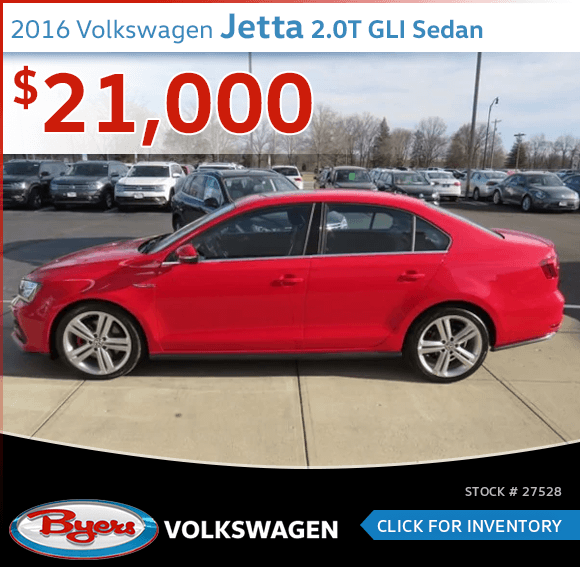 Pre-Owned 2016 Volkswagen Jetta 2.0T GLI Sedan special in Columbus, OH