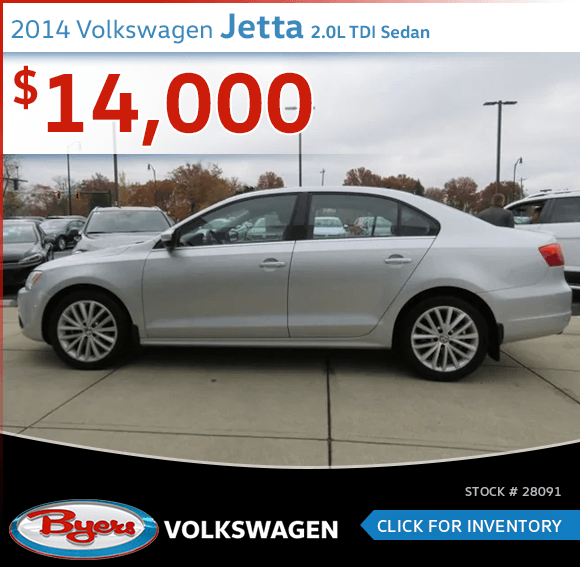 Volkswagen Florida Dealerships: Columbus, OH Used Volkswagen Specials