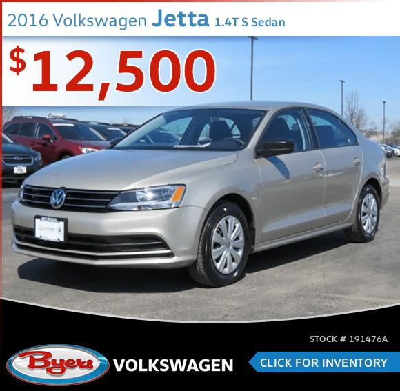 Pre-Owned 2016 Volkswagen Jetta 1.4T S Sedan special in Columbus, OH
