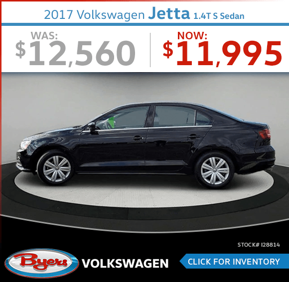 2017 Volkswagen Jetta Pre-Owned Special in Columbus, OH