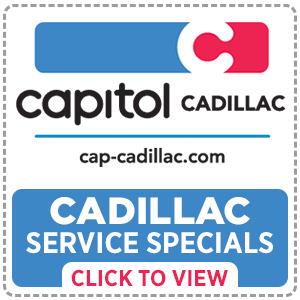 Shop Cadillac service and repair discount offers in Salem, OR