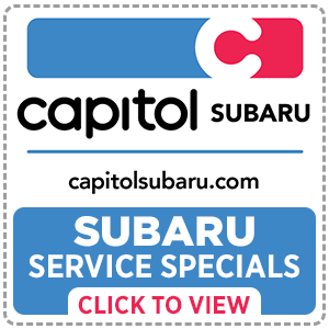 Shop Subaru service and repair discount offers in Salem, OR