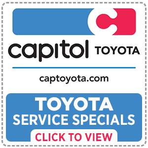 Shop Toyota service and repair discount offers in Salem, OR