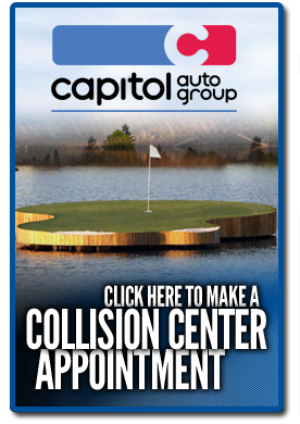 Schedule a Collision Repair Appointment with Capitol Auto Group in Salem, Oregon