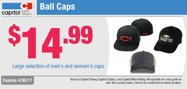 Come see and save on Men and Women's Baseball Caps in Dallas, OR