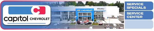 Chevrolet Cadillac Service Center Salem, OR