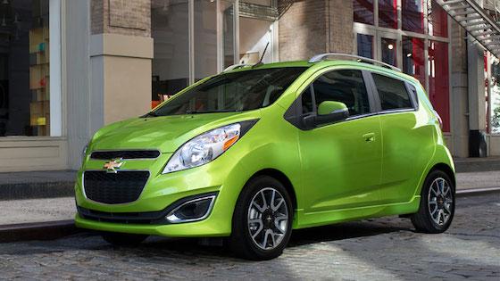 Chevy Mylink Update >> 2014 Chevrolet Spark Details Specifications | Salem, OR