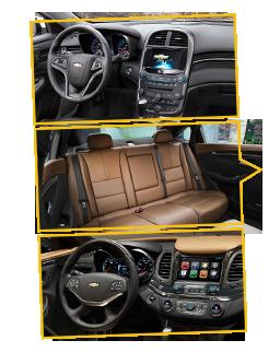 New 2014 Chevrolet Malibu Vs Impala Model Comparison Salem Or