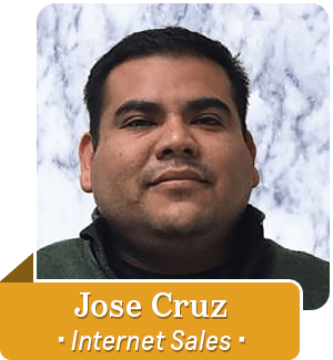 Jose Cruz Fluent Spanish Internet Sales Professional at Capitol Chevrolet in Salem, OR